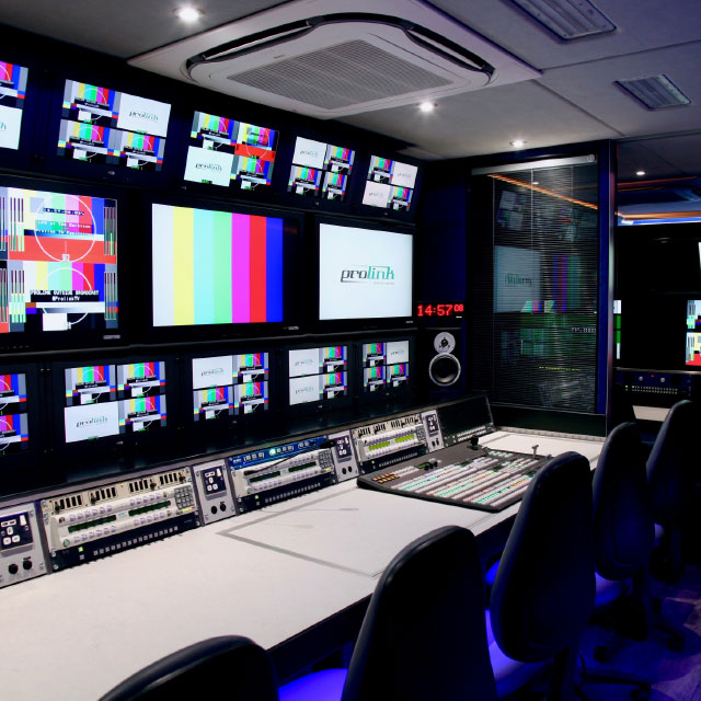 Specialist Cabling for the Broadcast Industry