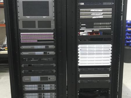 AV Rack Build